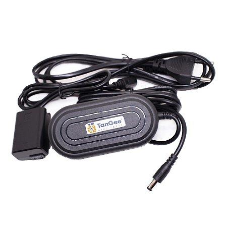 Adaptador Fonte DummyBattery TanGee para baterias Sony FW-50