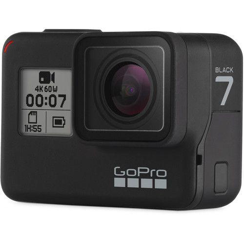 GoPro HERO7 Black - Câmera Ação 4k