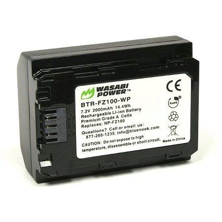 Bateria Wasabi NP-FZ100 Para Câmeras Sony Alpha