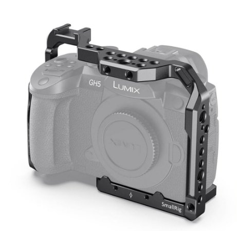 Cage Gaiola SmallRig Panasonic Lumix GH5/GH5S 2049