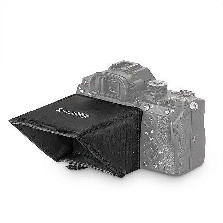 Sunhood SmallRig para Tela LCD de Cameras Sony A7 A7II A7III A9 Series 2215