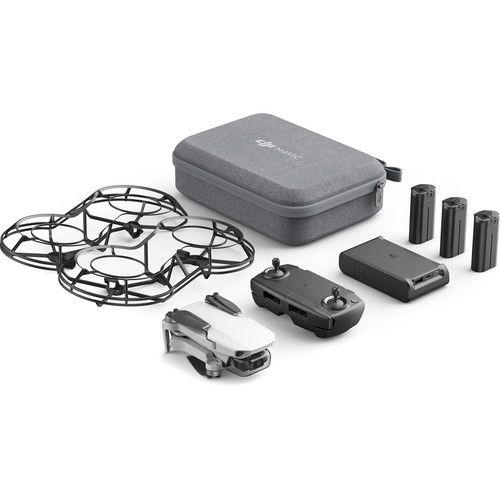 Drone DJI Mavic Mini Fly More Combo Anatel (MT1SS5 - FCC)