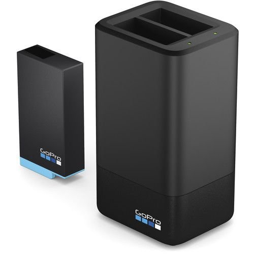 Carregador de Bateria Duplo GoPro Max + 1 Bateria