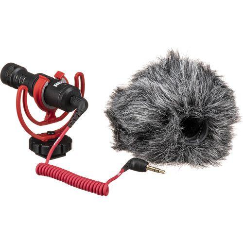 Rode VideoMicro Microfone compacto Shotgun