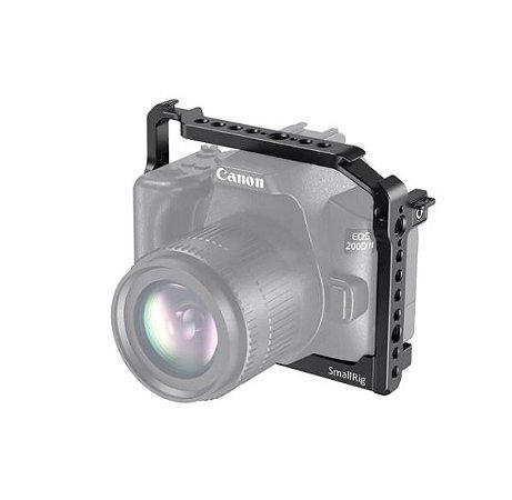 SmallRig Cage Gaiola Canon EOS 200D, SL3, SL2, 250D, Kiss X10 CCC2442
