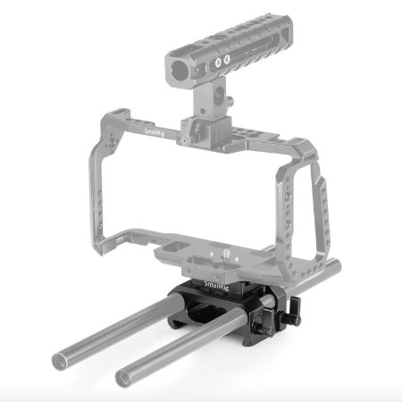 SmallRig Baseplate for Blackmagic Design Pocket Cinema Camera 4K & 6K (Arca Compatible) DBC2261