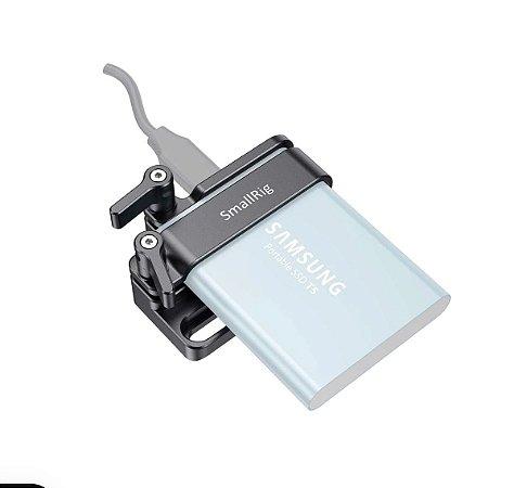 SmallRig Suporte SSD para Samsung T5 P/ BMPCC 2245B