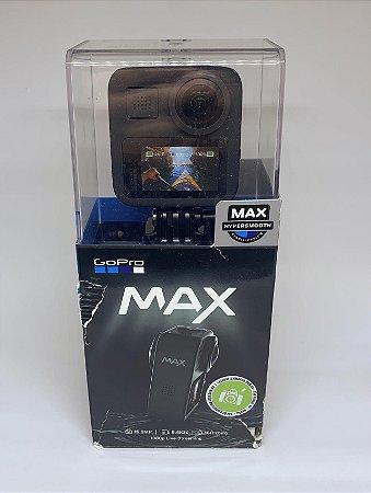 Câmera de ação GoPro MAX 360 (Open Box)