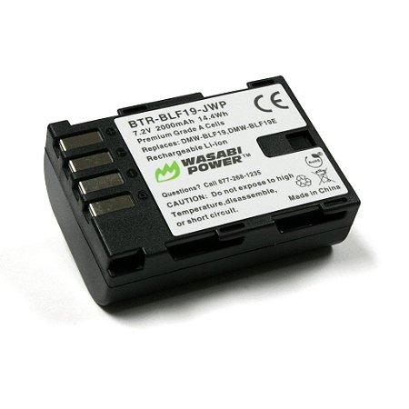 Wasabi Power Bateria Panasonic DMW-BLF19 GH4 / GH5