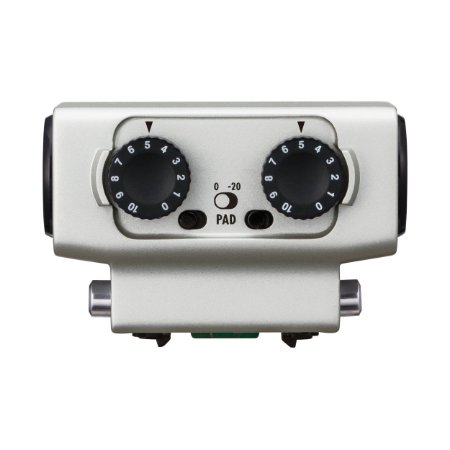 Capsula Dupla Zoom EXH-6 Dual XLR/ TRS (P H5, H6, U44, F4, F8)