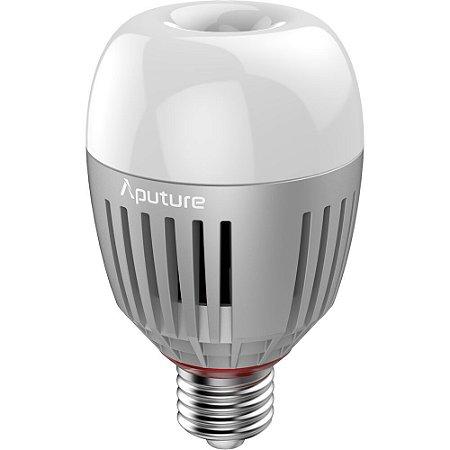 Aputure Lâmpada Accent B7C LED RGBWW Light Colorida