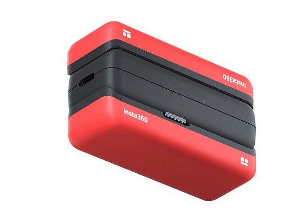 Carregador de bateria Insta 360