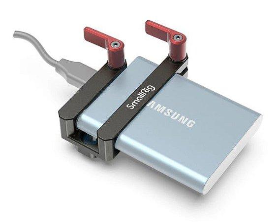 SmallRig Mount de SSD Samsung T5 2767 (Dark Olive)