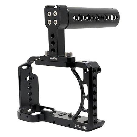 Kit Smallrig P/ Sony Alpha Cage + Top Handle