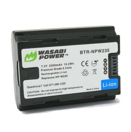 Bateria Wasabi Power Fujifilm NP-W235 P/ X-T4 (Premium)