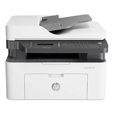 Impressora Multifuncional Hp MFP 137fnw Mono 110V