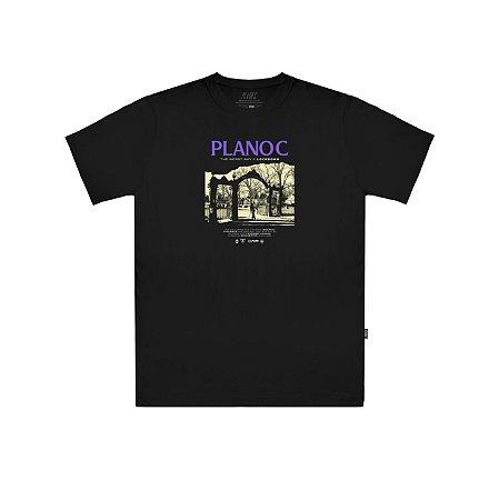 Camiseta Plano C Rip Preta