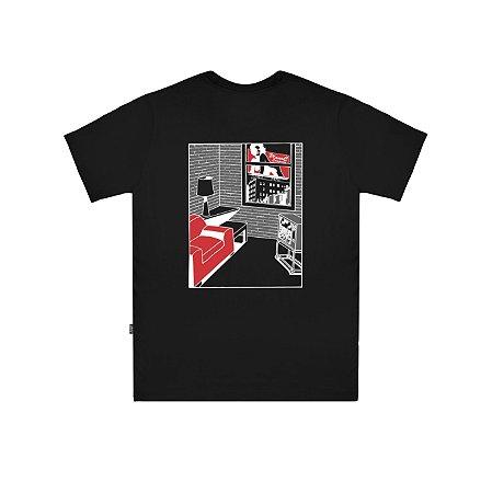 Camiseta Plano C Outdoor Preta