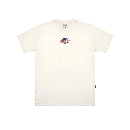 Camiseta Plano C Globe Branca