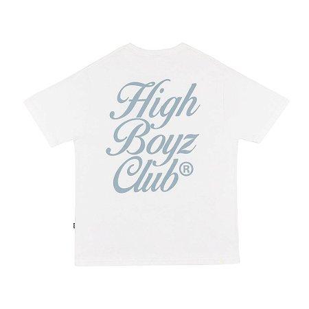Camiseta High Club Branca