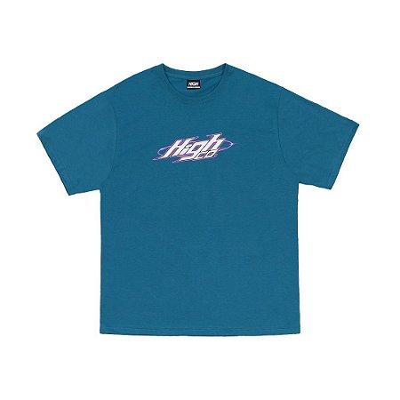 Camiseta High Flare Verde