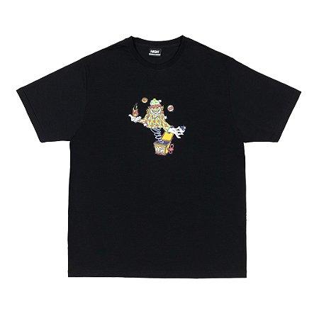 Camiseta High Clown Preta