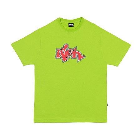 Camiseta High Luv Verde