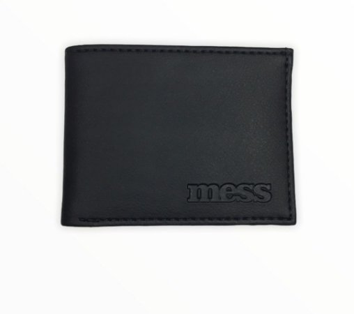 Carteira Mess Black