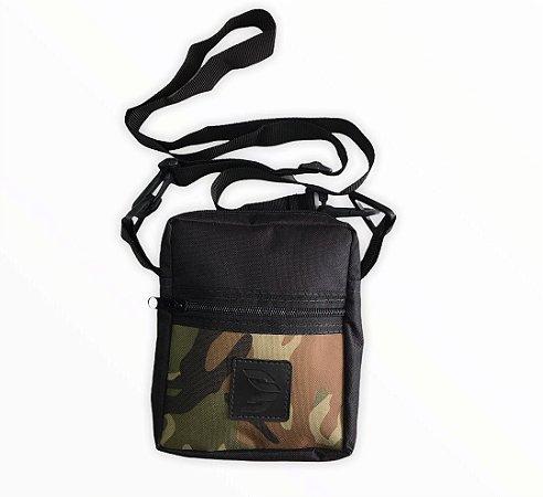 Shoulder Bag Cisco Camo Black