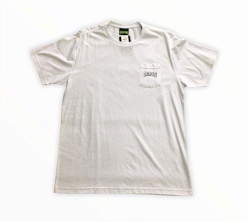 Camiseta Creature Decedent Branca