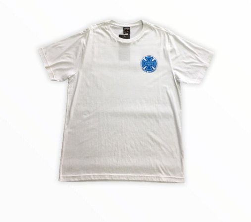 Camiseta Independent Speed Fade Branca