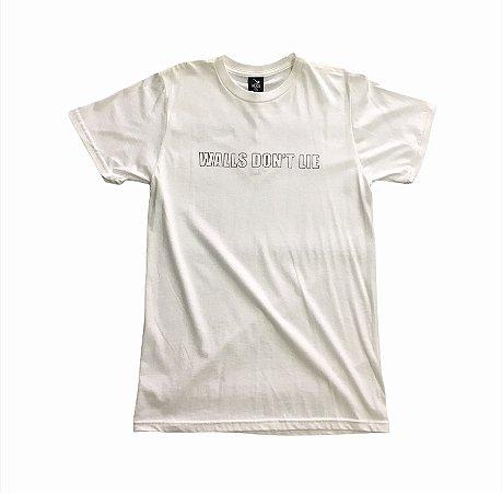 Camiseta Blaze Hard In The Paint Branca