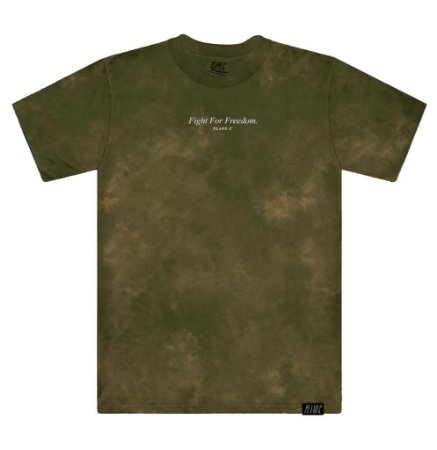 Camiseta Plano C Tie Dye Freedom