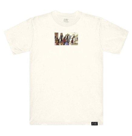 Camiseta Plano C Sec. XIX Branca