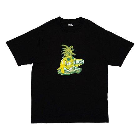Camiseta High Pina Preta