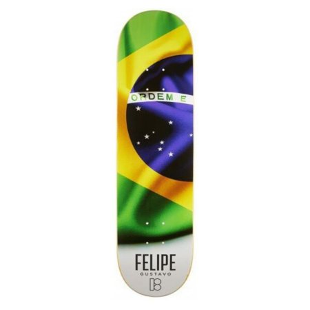Shape Plan B Felipe Gustavo Roots Maple 8.0