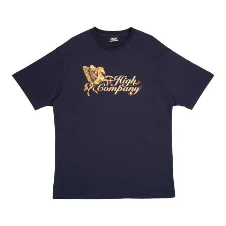 Camiseta High Pegasus Navy