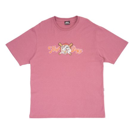 Camiseta High Badball Lilás
