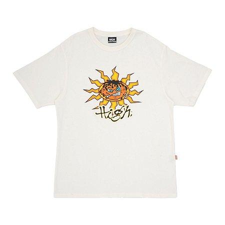 Camiseta High Junglist Branca