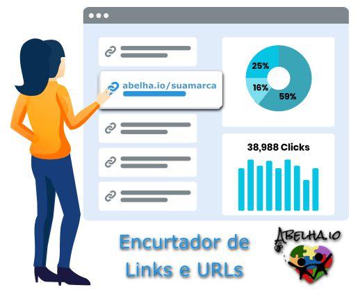 Lançamento Encurtador de Links e URLs