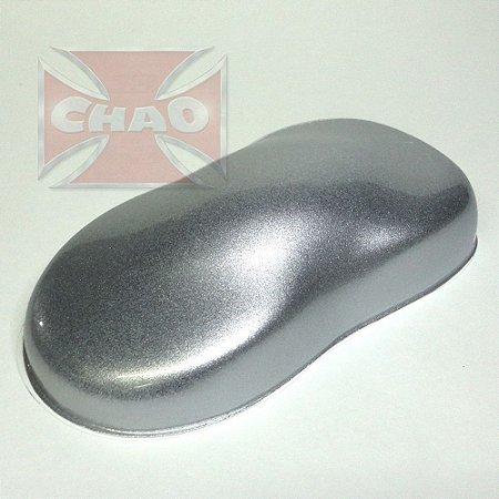 Silver Ultra poliéster metálico