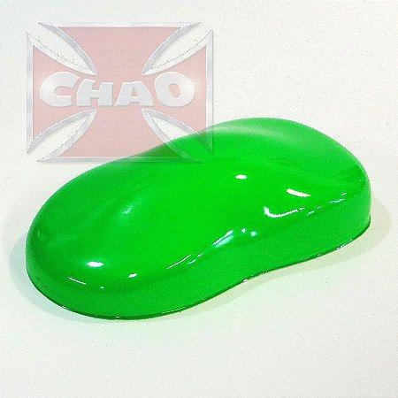 Green Neon poliéster