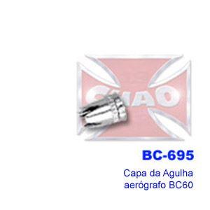 Capa protetora da agulha BC60