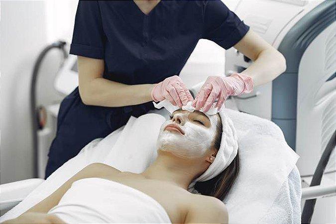 Limpeza de pele a laser - Facial Acneica