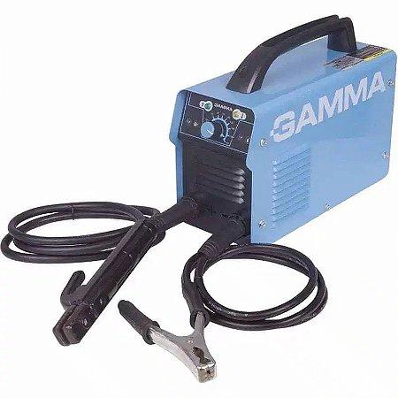 Máquina Inversora de Solda 160A - GAMMA-ARC-160