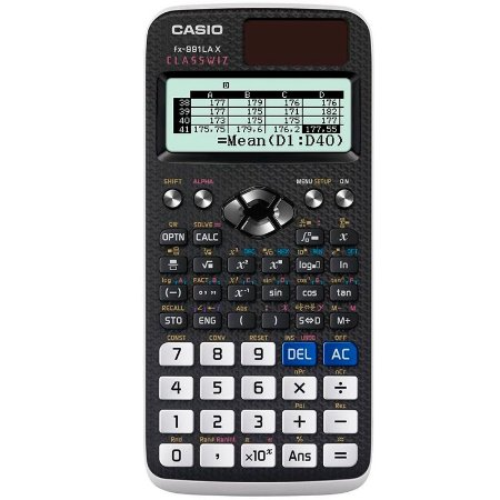Calculadora Cientifica 553 Funções Casio Fx-991lax Hd