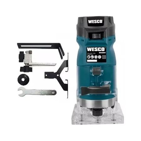 Tupia Laminadora 6mm 500W - WESCO-WS5047