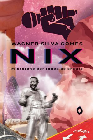 Nix: microfone por tubos de ensaio, de Wagner Silva Gomes