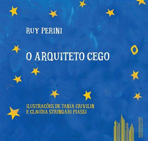 O arquiteto cego, de Ruy Perini