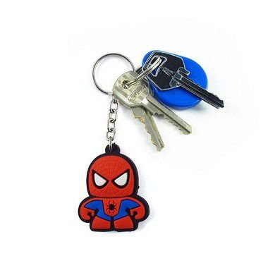 Chaveiro Homem Aranha - Chaveiro Geek